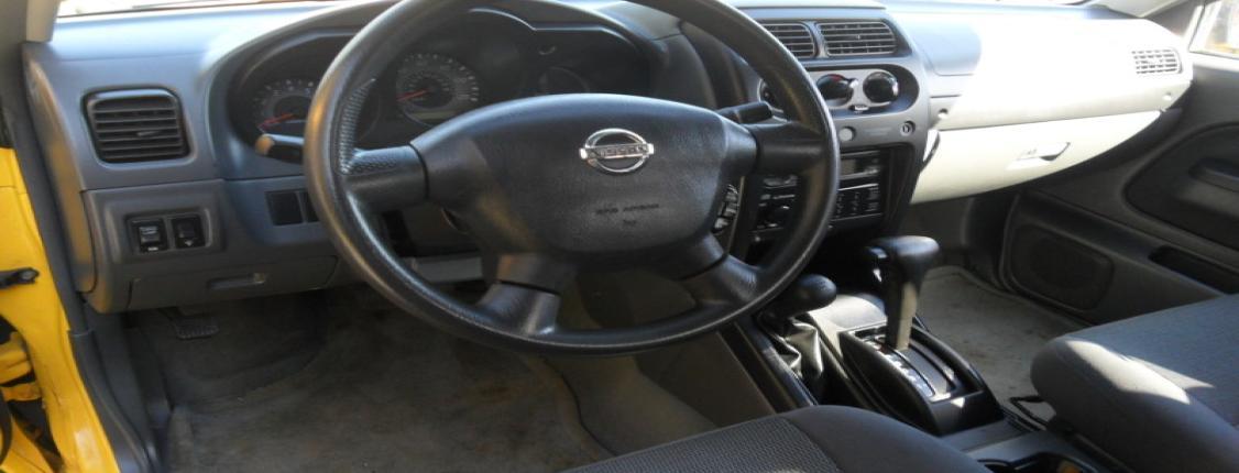 2003 NISSAN FRONTIER               SVE-V6