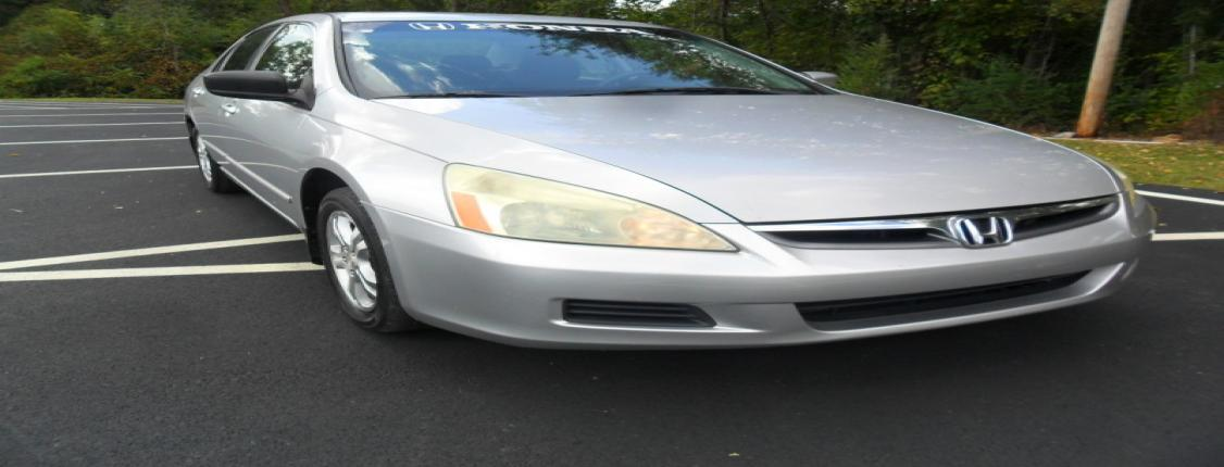 2006 Honda ACCORD                 LX Special Edition