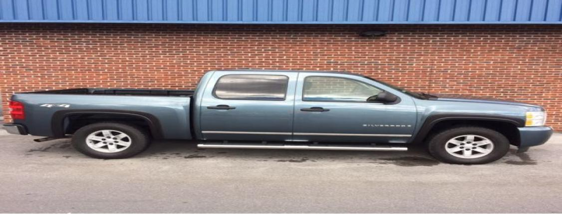 2008 Chevrolet Silverado 1500 LT1