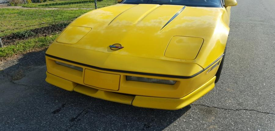 1990 CHEVROLET CORVETTE | Almost Free Cars